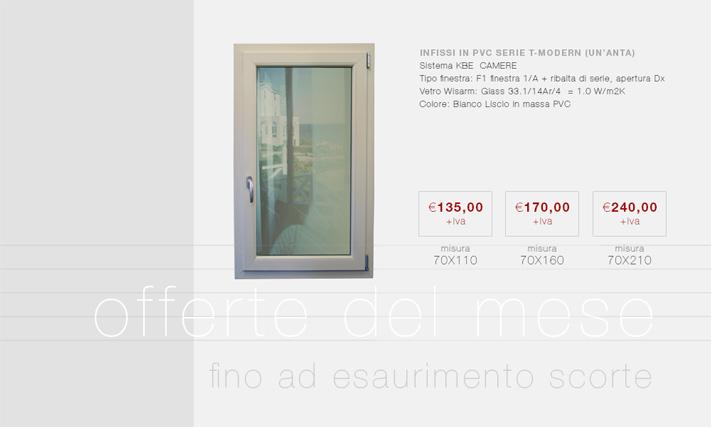 Offerte porte interne • Offerte finestre pvc • EPP • Roma